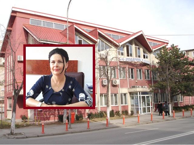 Eugenia Vasile rămâne în fruntea CAS Tulcea. La interviu a luat 95 de puncte