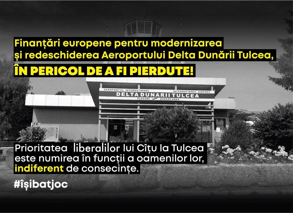 PSD Tulcea critică dur demersurile liberale din ultima şedinţă de consiliu judeţean