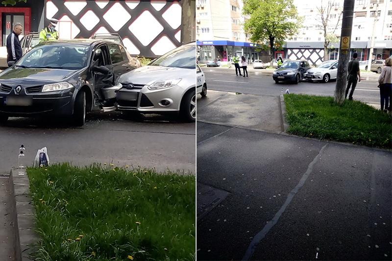 Tulcean ajuns la spital în urma unui accident petrecut în Brăila