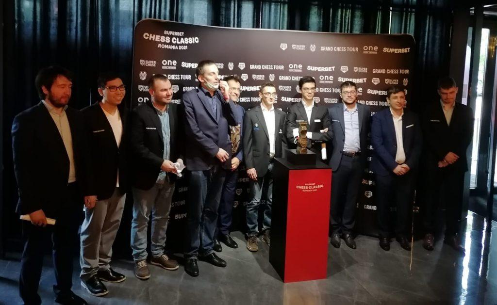 Şahistul tulcean Cosmin Stepanencu l-a înfruntat pe marele Garry Kasparov!!!