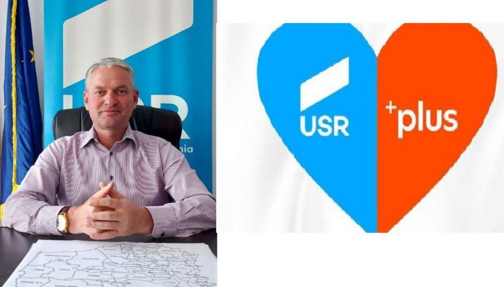Senatorul Costel Vicol a fost ales preşedintele USR-Plus pe municipiu