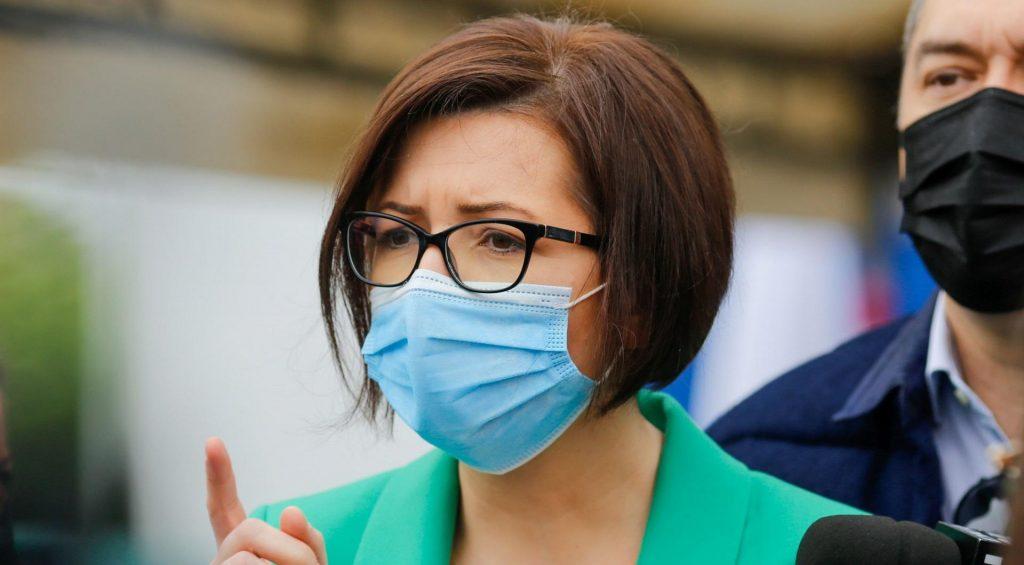 Ministrul Sănătăţii, Ioana Mihăilă, crede că România se va confrunta cu al patrulea val al pandemiei