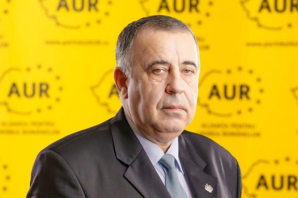 Valentin Cioromelea (AUR): Cerem Guvernului Cîțu să respecte dreptul românilor de a organiza proteste