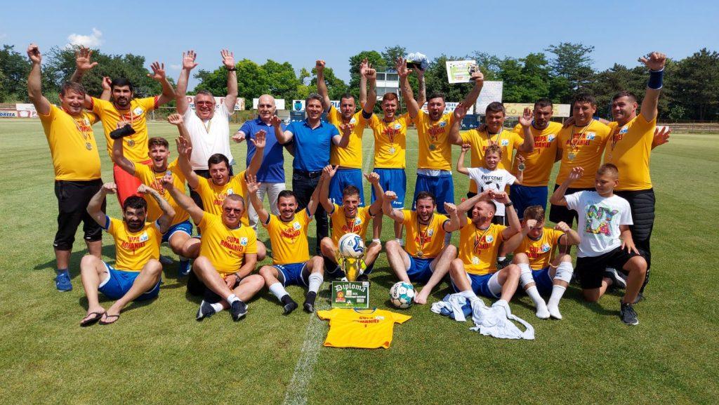 Pescărușul Sarichioi ne va reprezenta în Cupa României la Fotbal!