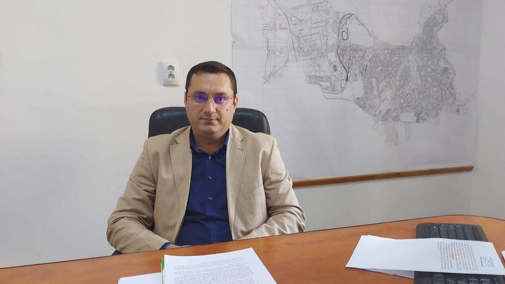 Ionel Stan şi-a dat demisia de la Servicii Publice
