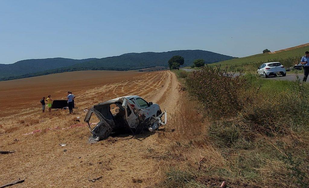 Accident grav aproape de Ciucurova. Intervine elicopterul SMURD