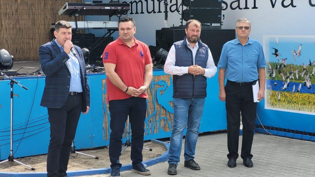 Sărbătoarea borșului de pește din Delta Dunării, la a doua ediție