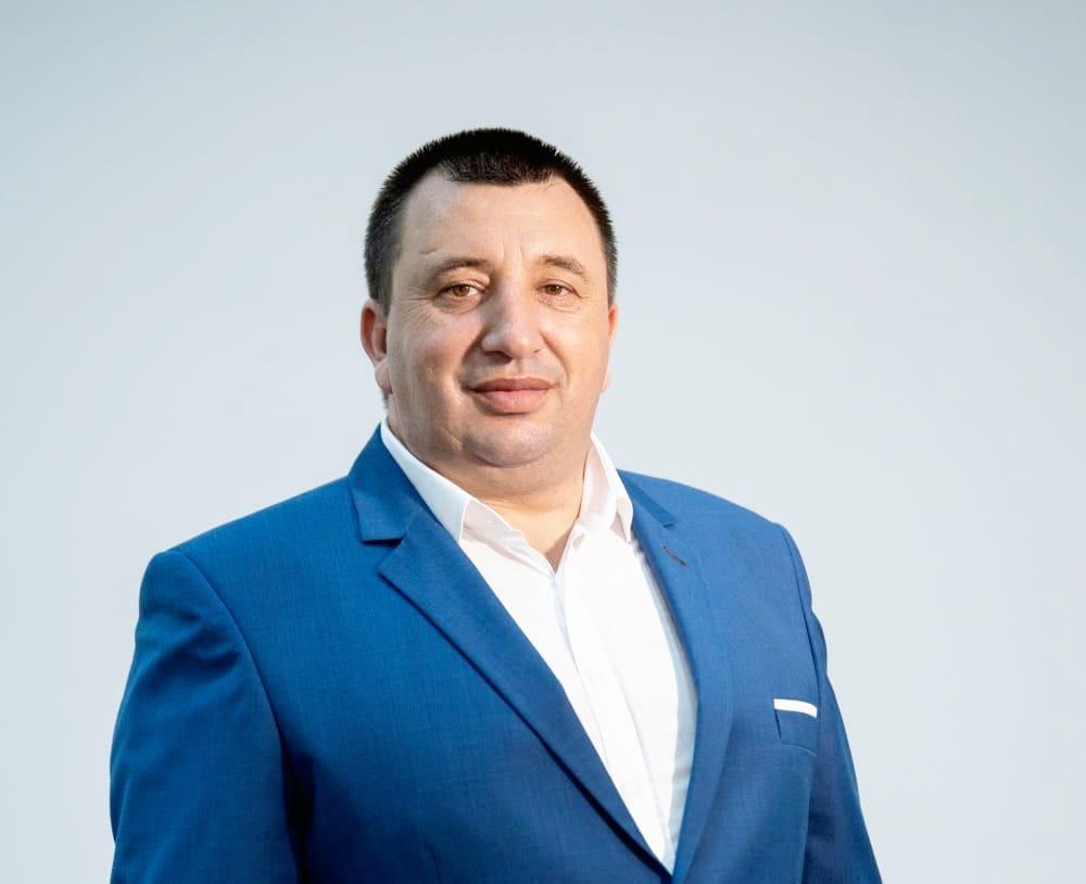 Eugen Ion, primar Jurilovca -